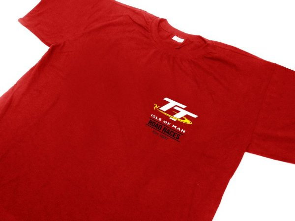 FR183 - Camiseta - TT ISLE OF MAN - EST 1907