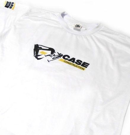 MK033 - Camiseta - Estampa CASE CONSTRUCTION