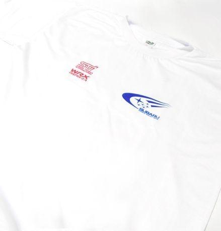 ES087 - Camiseta - Estampa SUBARU RALLY TEAM WRX IMPREZA