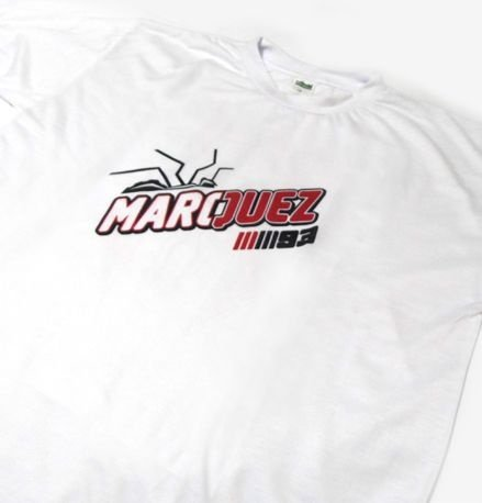 ES090 - Camiseta Dry Fit - Estampa MARC MARQUEZ 93 SPIDER 3