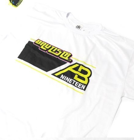 ES080 - Camiseta Estampa Alvaro Bautista 19 mine Teen