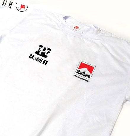 ES110 - Camiseta Dry Fit - Estampa TEAM PENSKE F INDY