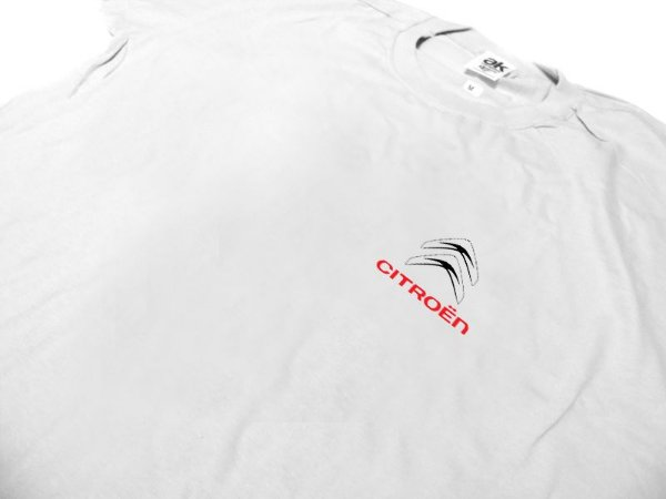 FR092 - Camiseta Estampa CITROEN