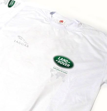 MK054 - Camiseta Dry Fit - Estampa LAND ROVER Experience World