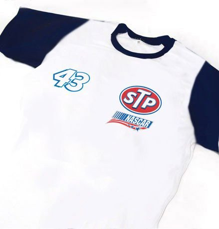 ES126 - Camiseta Dry Fit - Estampa STP 43 - Richard Petty 25th Aniversary