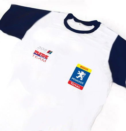 ES129 - Camiseta Dry Fit - PEUGEOT 208 - Inside Team