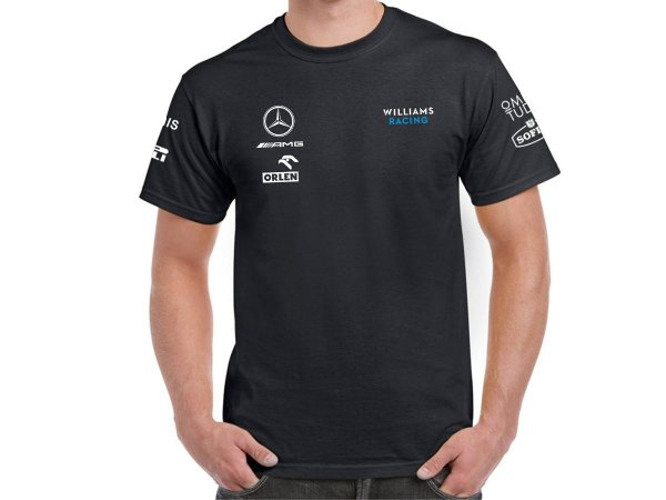 FR192 - Camiseta - Williams Racing - Base 2019