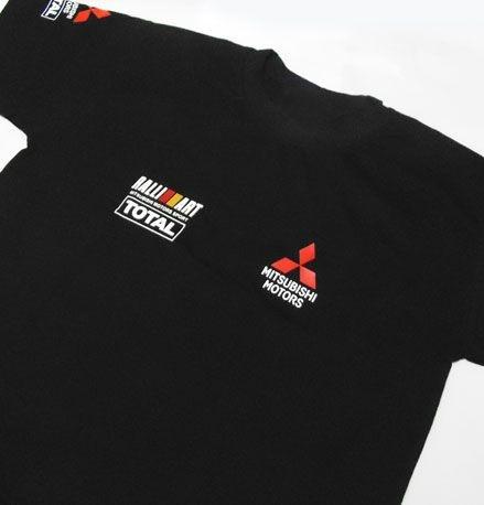 FR014 - Camiseta MITSUBISHI RALLY ART WRC