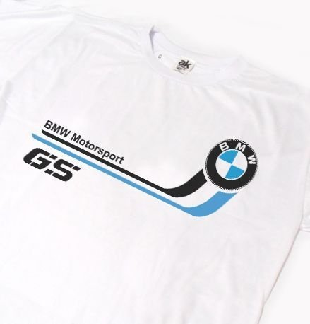 MK053 - Camiseta Dry Fit  - BMW MOTORSPORT - GS