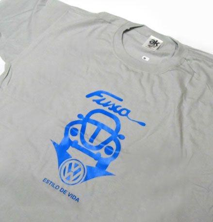 FR020 - Camiseta - VOLKSWAGEN - Estilo de Vida