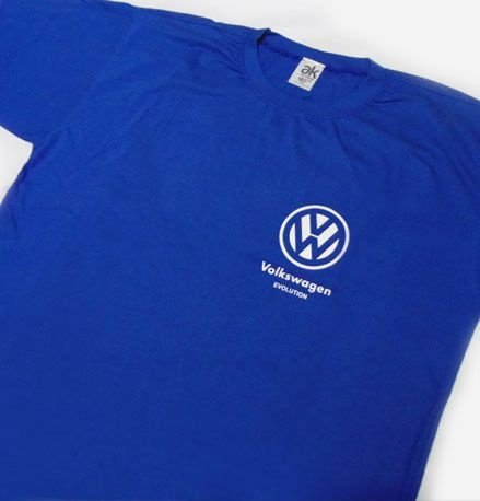 FR017 - Camiseta VOLKSWAGEN EVOLUTION