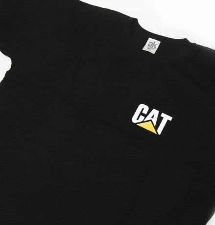 FR012-A - Camiseta Estampa CAT CATERPILLAR