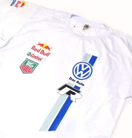 ES164 - Camiseta Dry Fit - VOLKSWAGEN POLO RACING - WRC