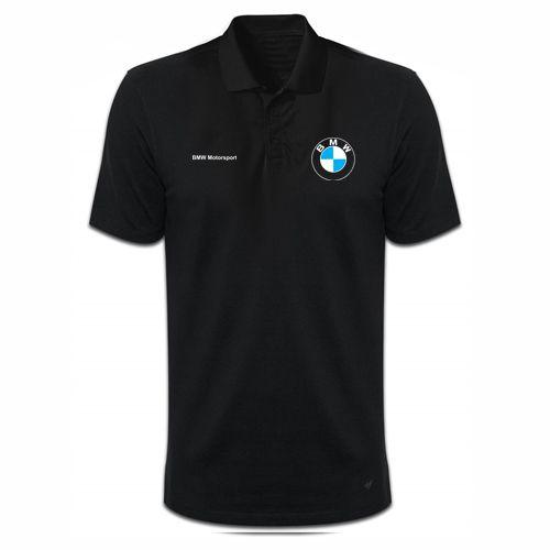 FR035 - Camisa Polo Piquet - BMW MOTORSPORT
