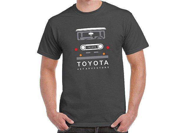 FR210 - Camiseta TOYOTA 4X4 Adventure