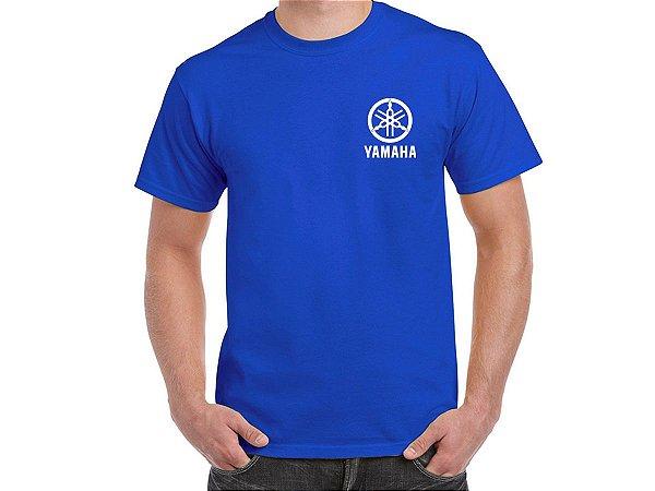 FR214 - Camiseta - Estampa YAMAHA