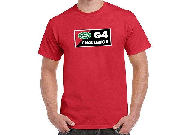 FR217 - Camiseta LAND ROVER G4 CHALLENGER