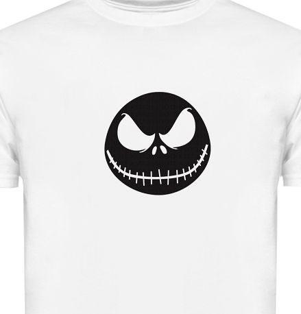 ST080 - Camiseta - Estampa JACK em Recorte Laser