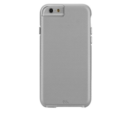 Capa Case Mate Tough para iPhone 6/6S - Branco e Cinza