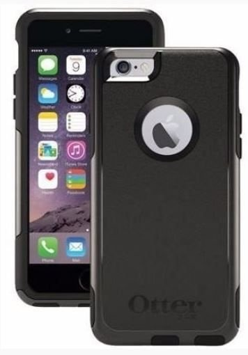 Capa Otterbox Commuter para iPhone 6/6S Plus - Preto