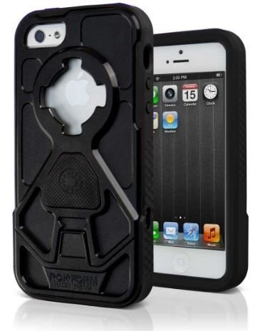 Capa Rockform Shield Case para iPhone 5/5S/SE + Universal Mount Phone
