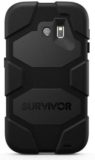 Capa Griffin Survivor para Samsung Galaxy S6 - Preto