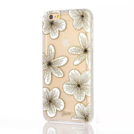 Capa Sonix para iPhone 6/6S White Flowers