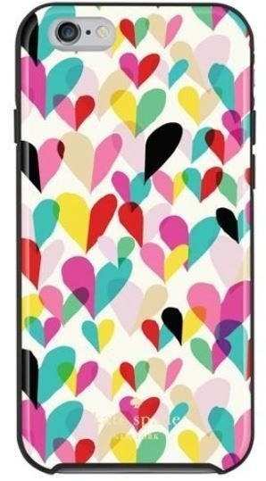 Capa para iPhone 6/6S Plus Kate Spade - New York Hearts