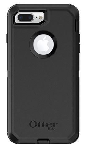 Capa Otterbox Defender para iPhone 7 Plus - Preto