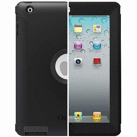 Capa Otterbox Defender Black para iPad 2 / 3 / 4