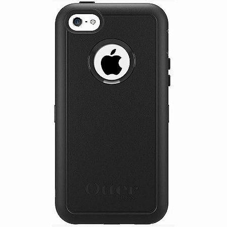 Capa Otterbox Defender para iPhone 5C - Preto