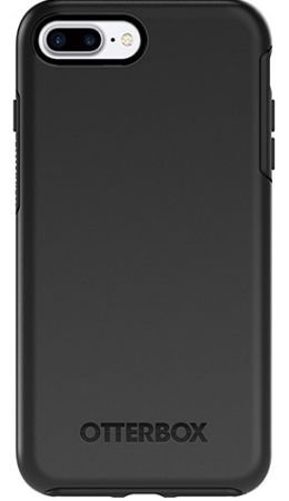 Capa Otterbox Symmetry Series Para Apple Iphone 7 Plus Preto