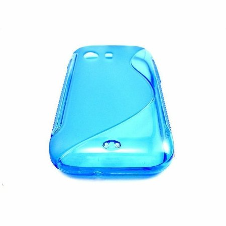 Capa Case Samsung Galaxy Y S5360 de TPU Azul