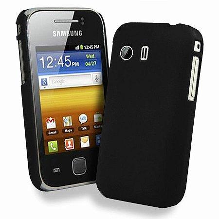 Capa Case Samsung Galaxy Y S5360 Preto
