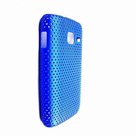 Capa Case Samsung Galaxy Wave Y S5380 Azul