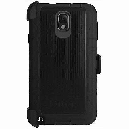 Capa Otterbox Defender Black para Samsung Galaxy Note 3