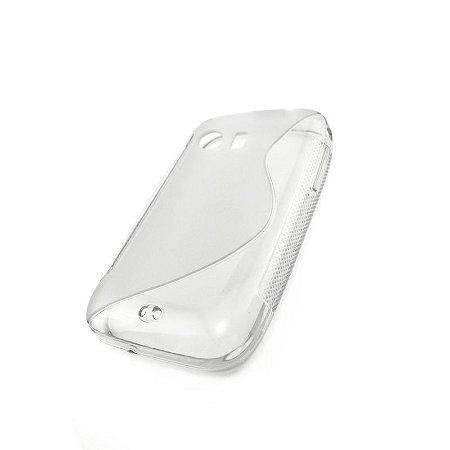 Capa Case Samsung Galaxy Y S5360 de TPU Transparente