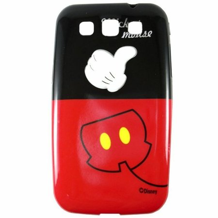Capa Case Disney Love Mickey para Samsung Galaxy Win