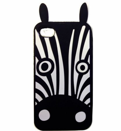 Capa Case Marc by Marc Jacobs Zebra para iPhone 4 e 4S