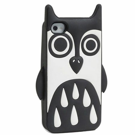 Capa Case Marc by Marc Jacobs Coruja para iPhone 4 e 4S