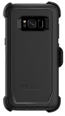 Capa Otterbox Defender para Samsung Galaxy S8 - Preto