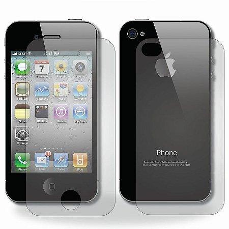 Película Transparente para iPhone 4 e iPhone 4S