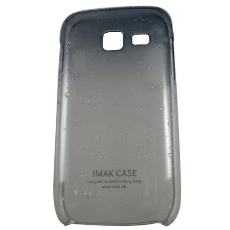 Capa Case Samsung Galaxy Wave Y S5380 Imak Rain Drop Preto