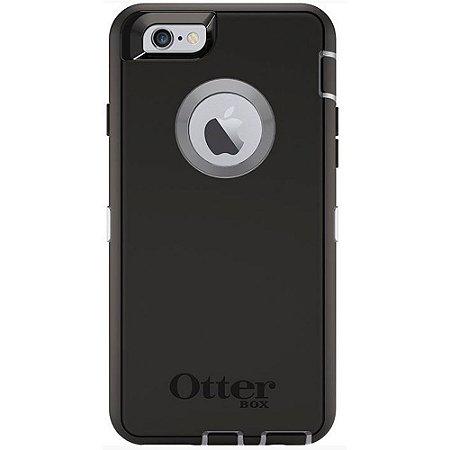 Capa Otterbox Defender para iPhone 6 - Preto e Cinza
