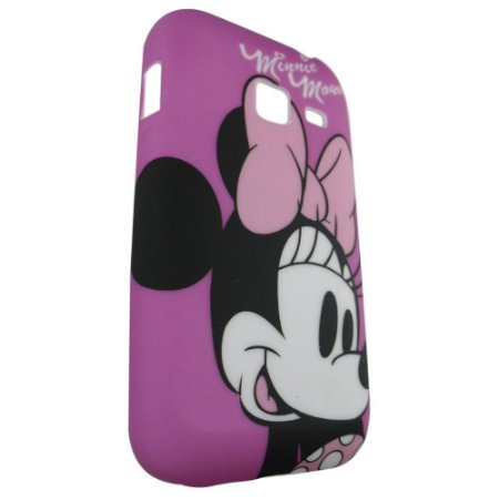 Capa Minnie Mouse Disney para Samsung Galaxy Ace Duos S6802
