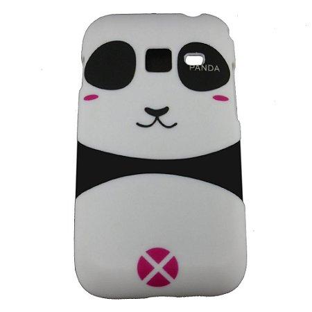 Capa Case Panda Fêmea para Samsung Galaxy Ace Duos S6802