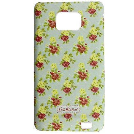 Capa Case para Samsung Galaxy S2 Cath Kidston Royal Floral