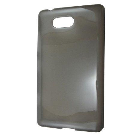 Capa de TPU Preto para Nokia Lumia 820