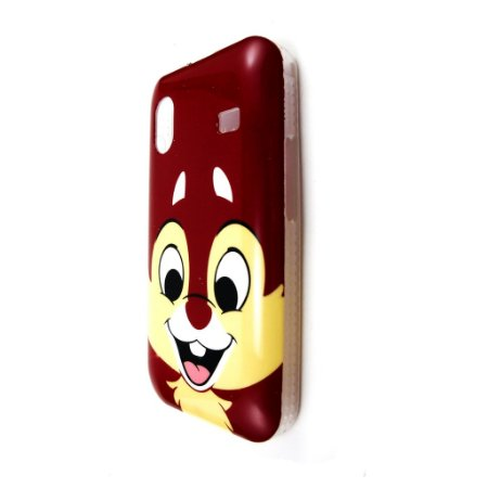 Capa Case para Samsung Galaxy Ace ( S5830) Disney Tico e Teco