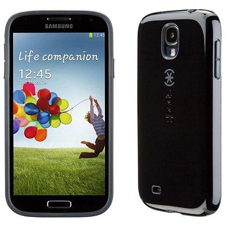 Capa Case Speck CandyShell Samsung Galaxy S4 Preto e Cinza
